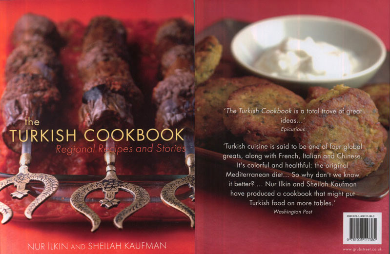 Anglo turkish society books for A taste of turkish cuisine
